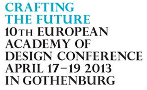 Crafting the future conference logo