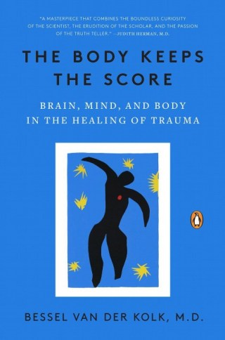 thebody keeps the score book cover